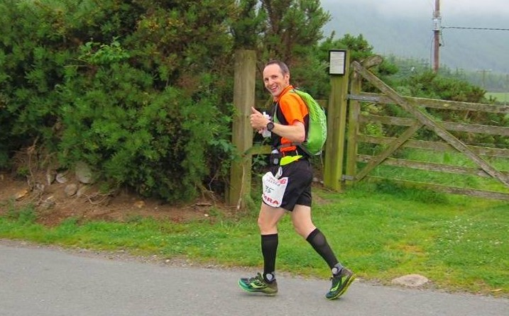 Wicklow way race graham bushe 2