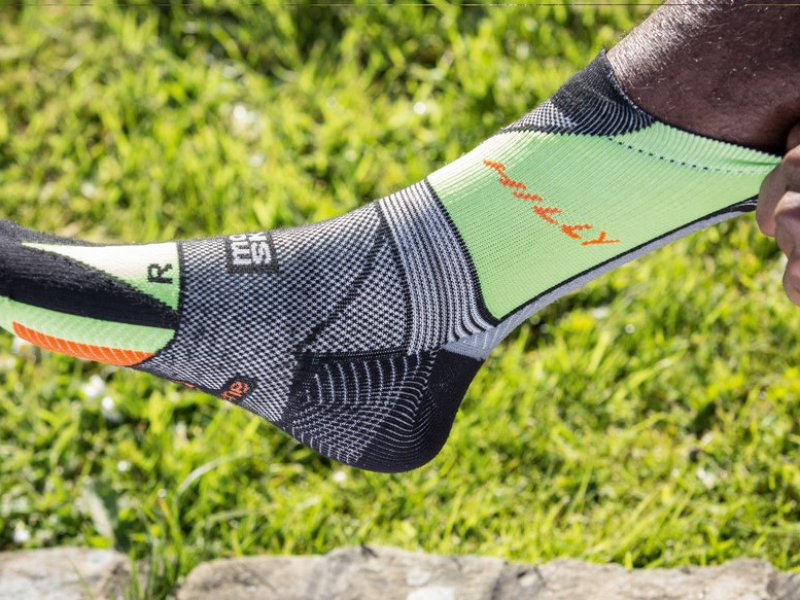 Trail Running Socks: 5 of the Best to