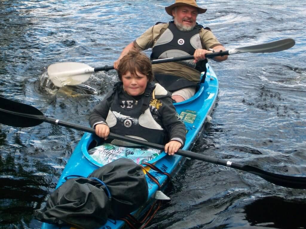 kayak dublin to donegal