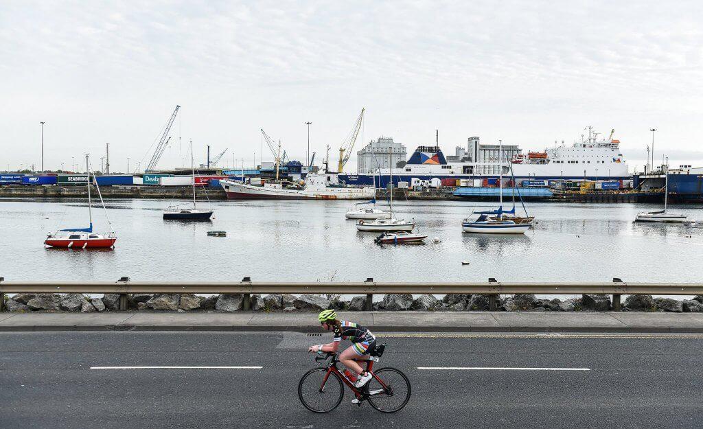 Triathlon in Ireland Ironman 70.3 DunLaoghaire