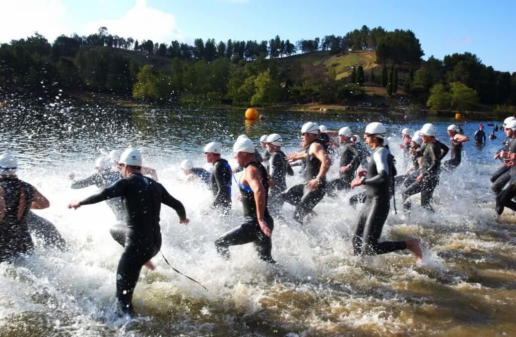 Triathlon in ireland