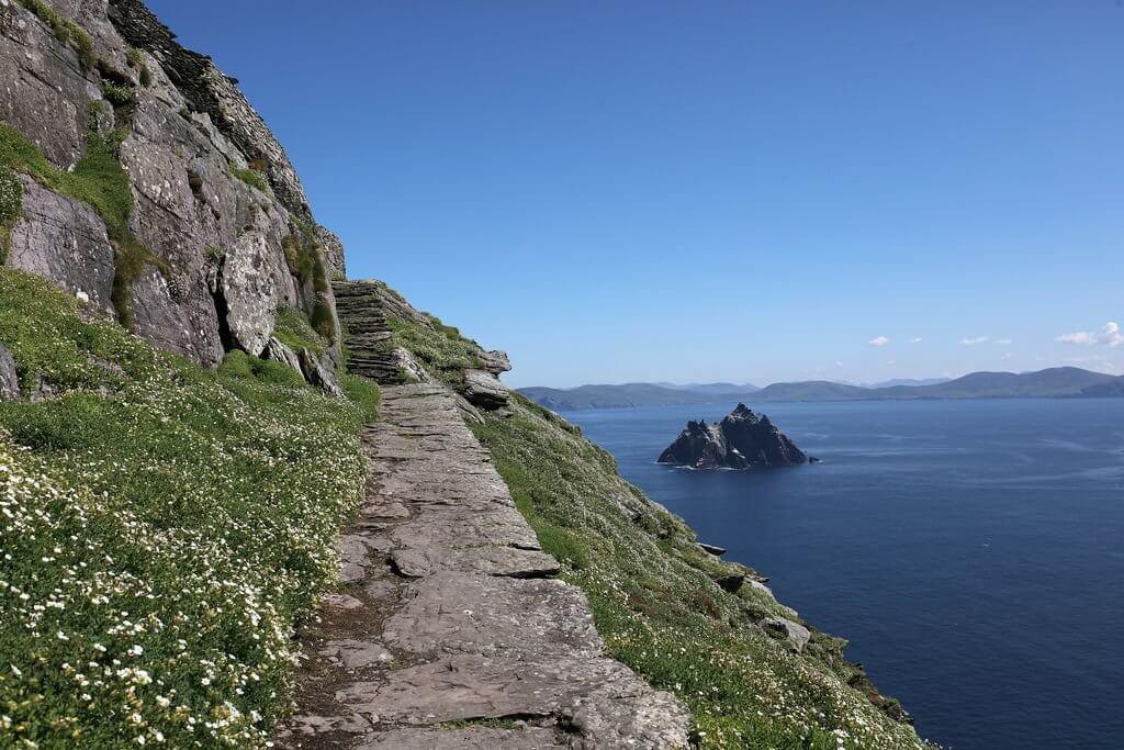 Skellig Michael WIld Atlantic Way