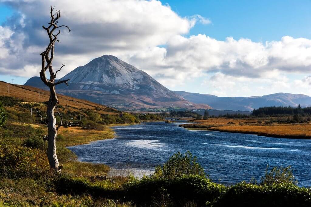 Wild Atlantic Way Mt Errigal