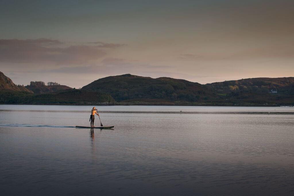 Lough Hyne Wild Atlantic Way