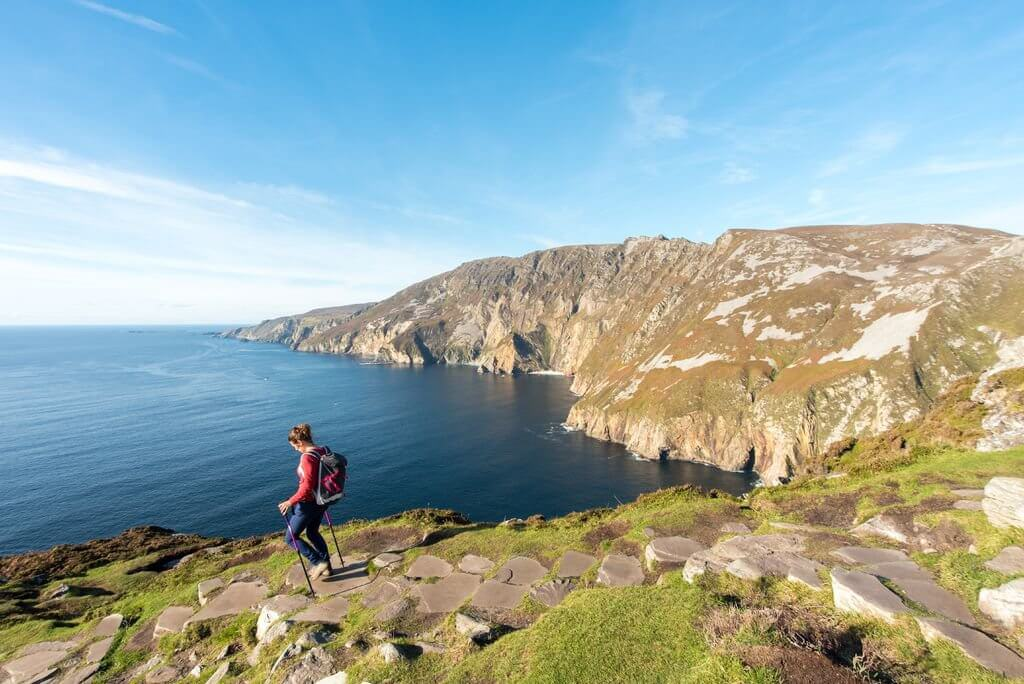 Wild Atlantic Way Sliabh League