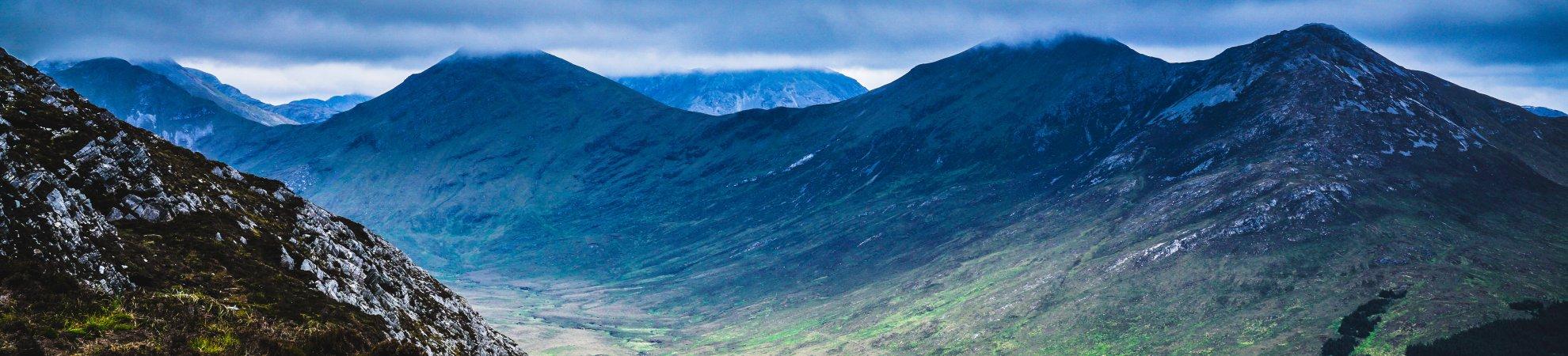 Irish Mountain Walks
