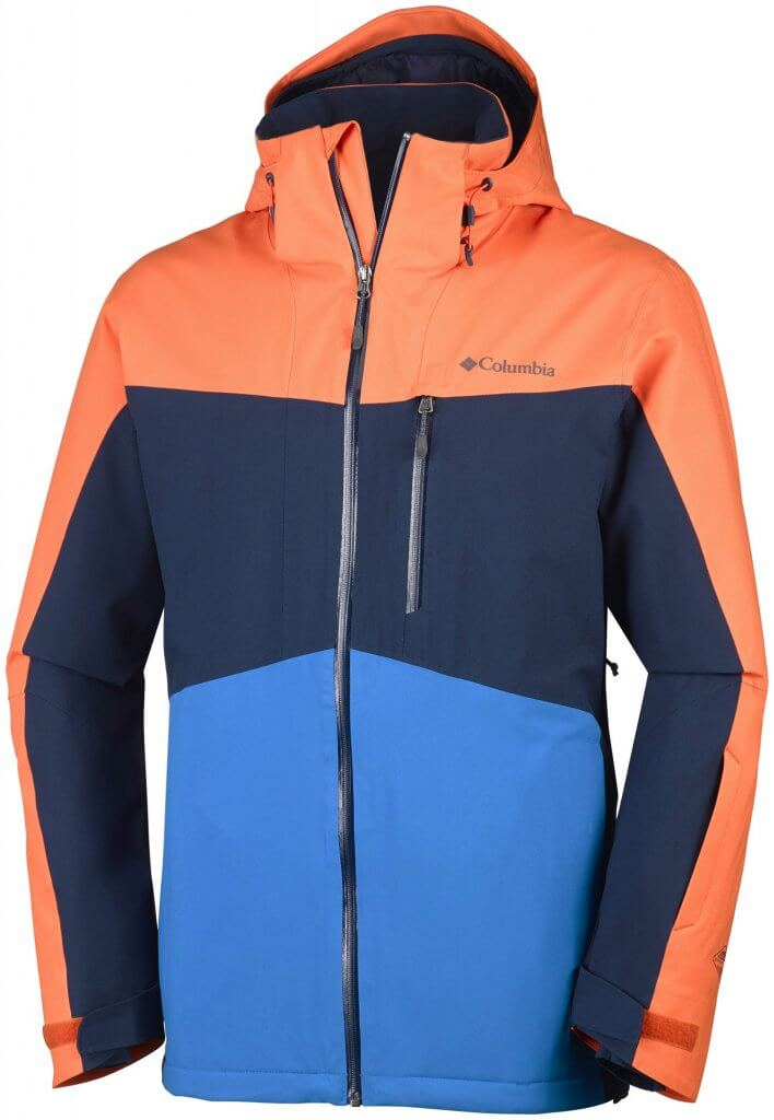 Columbia Wild Card Ski Jacket