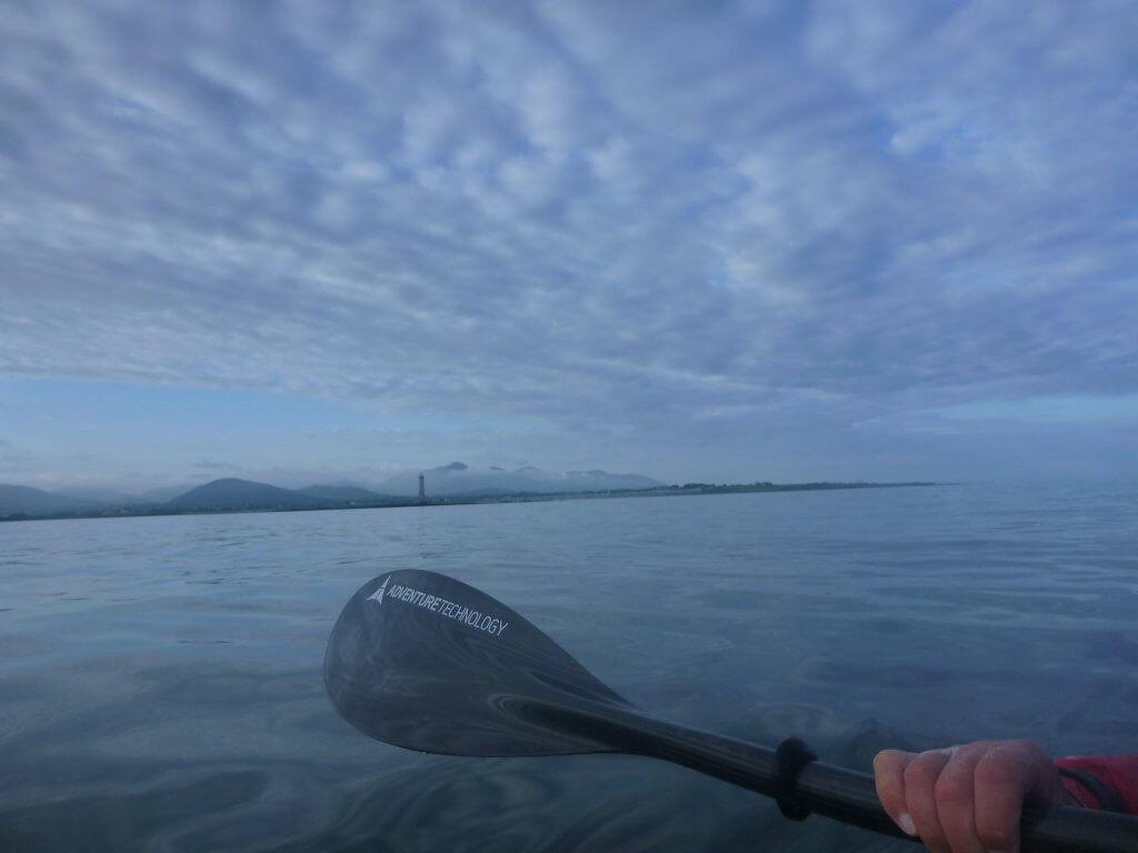 Mike Jones's paddle Ireland