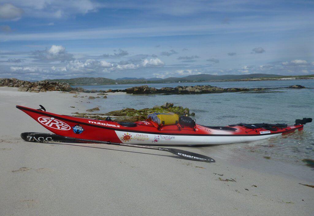 Off the Connemara Coast
