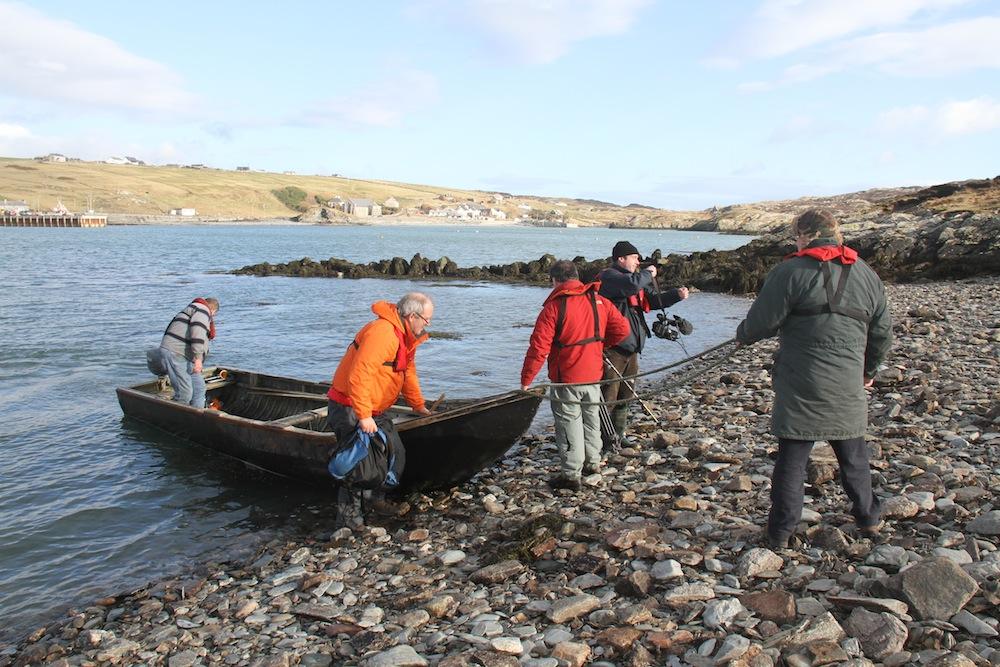 Boat trip Inishbofin