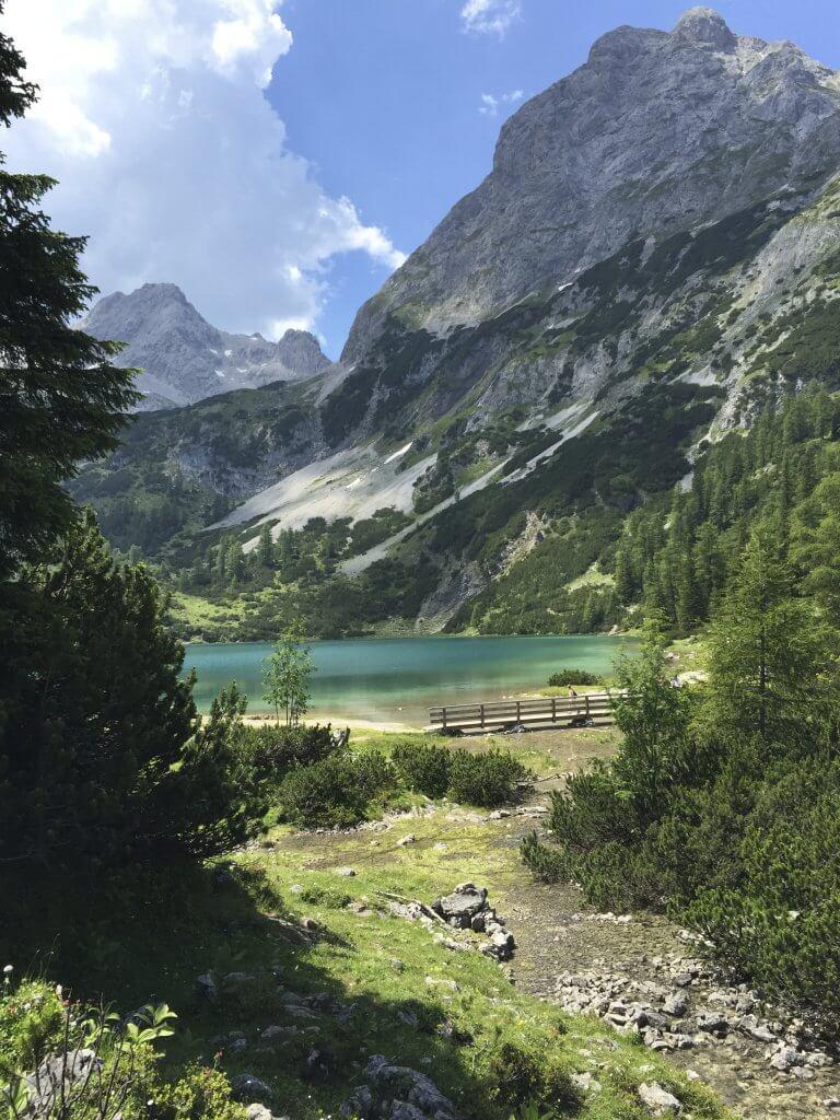 Lake Seebensee