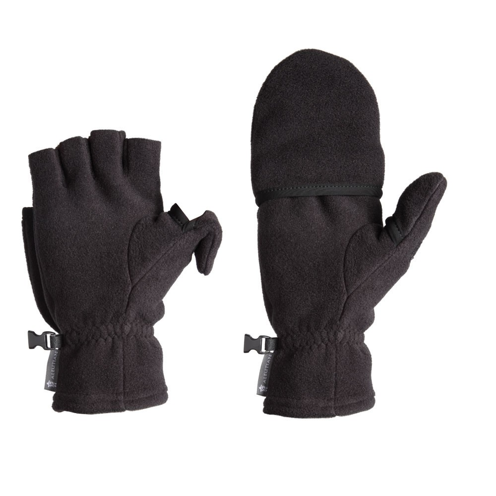 gift ideas for hikers Lowe Alpine aleutian_convert_mitt_black2