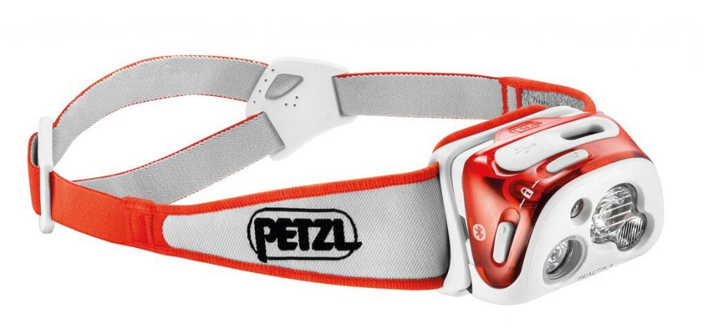 Gift ideas for hikers Petzl Reactic Head torch