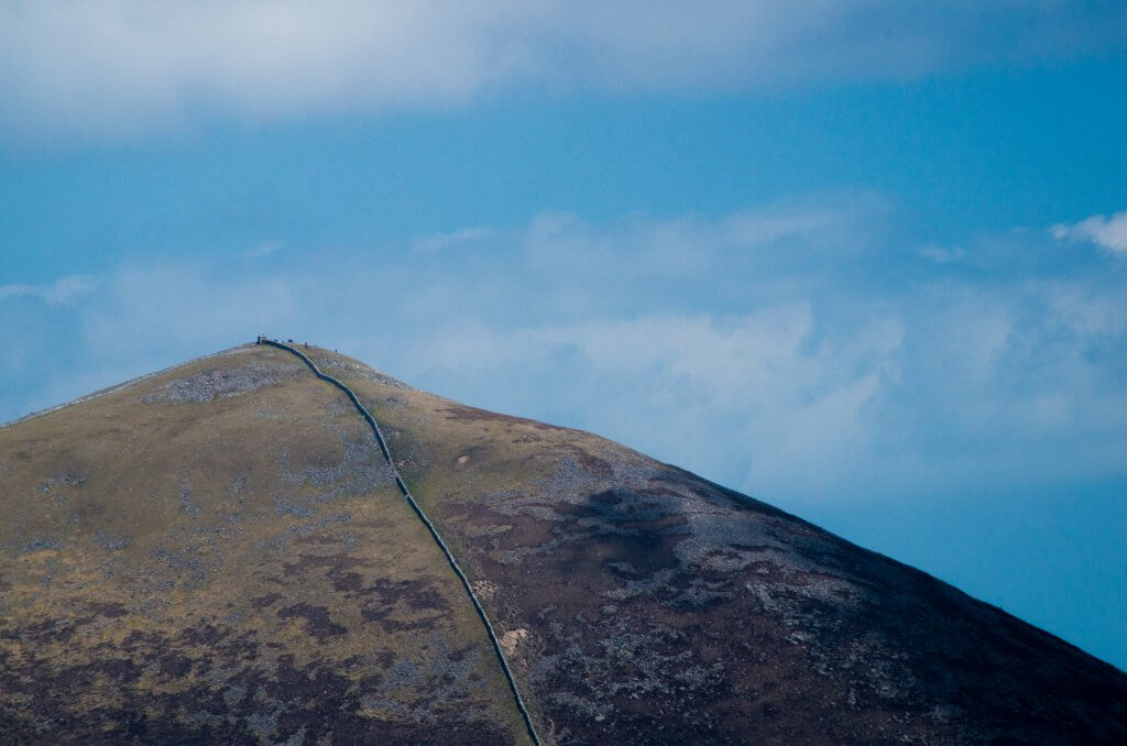 Highest Mountains in Ireland