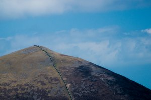 Highest Mountains in Ireland