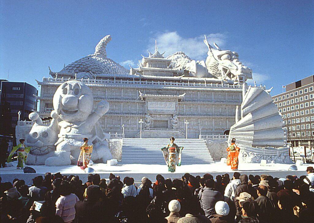 Snow Festival Niseko
