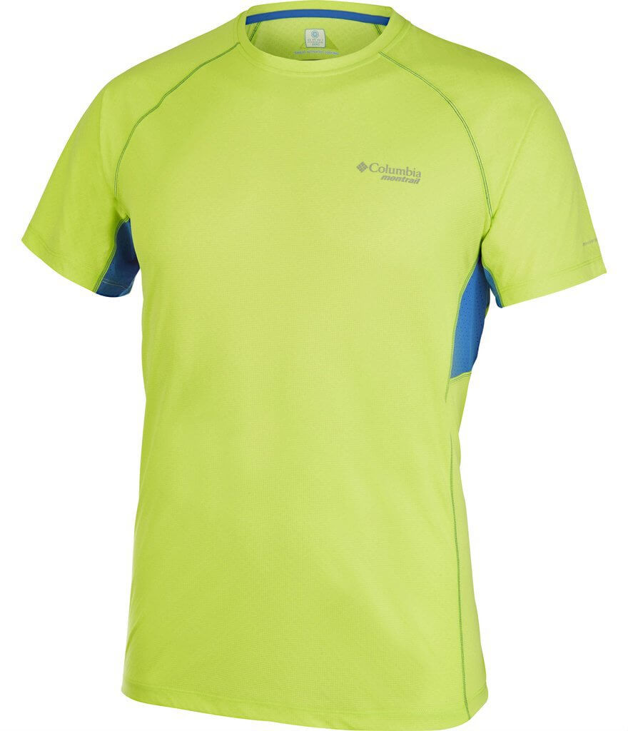 gifts for runners columbia montrail tital tshirt