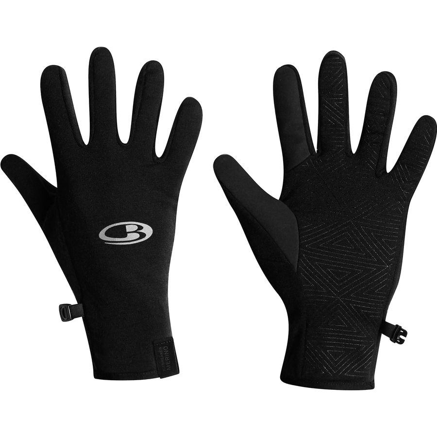 gift ideas for hikers ice breaker quantum gloves