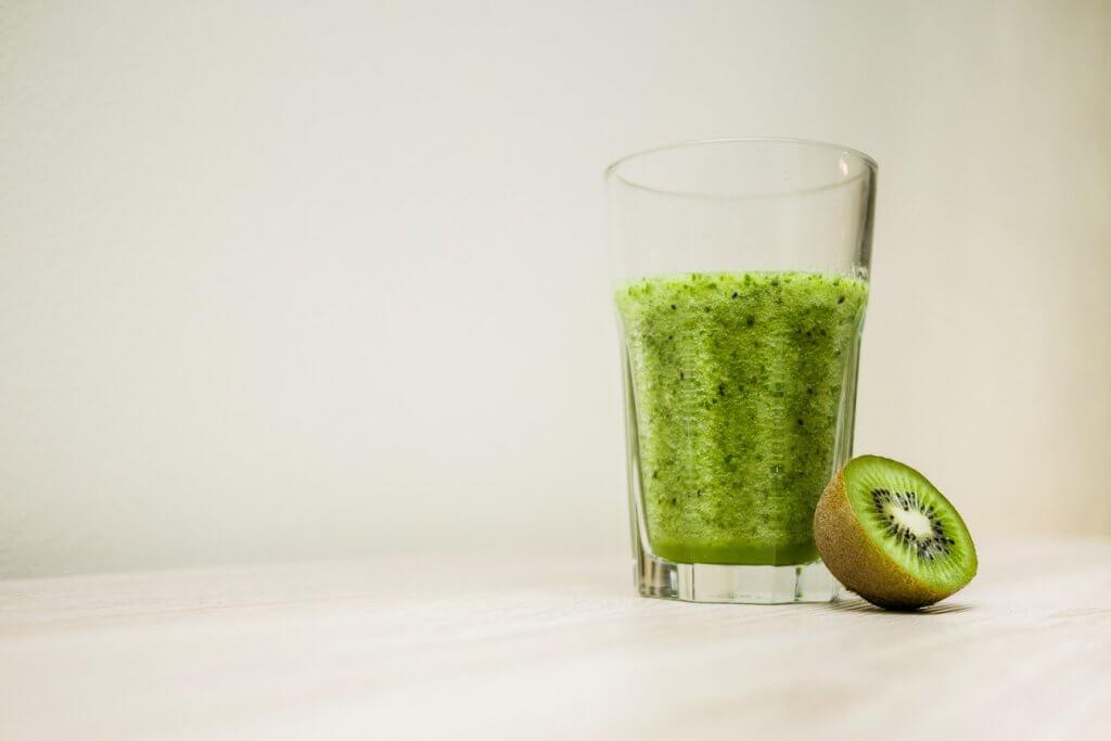kiwi smoothie detox