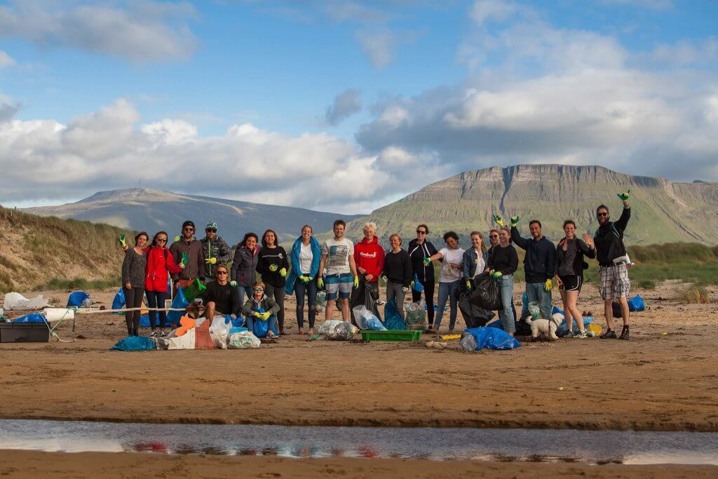 northwest coastal clean up