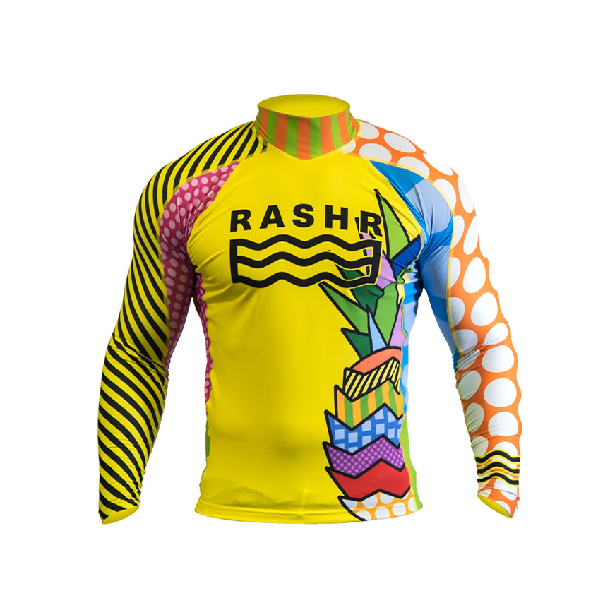 gift ideas for surfers reshr rash vest