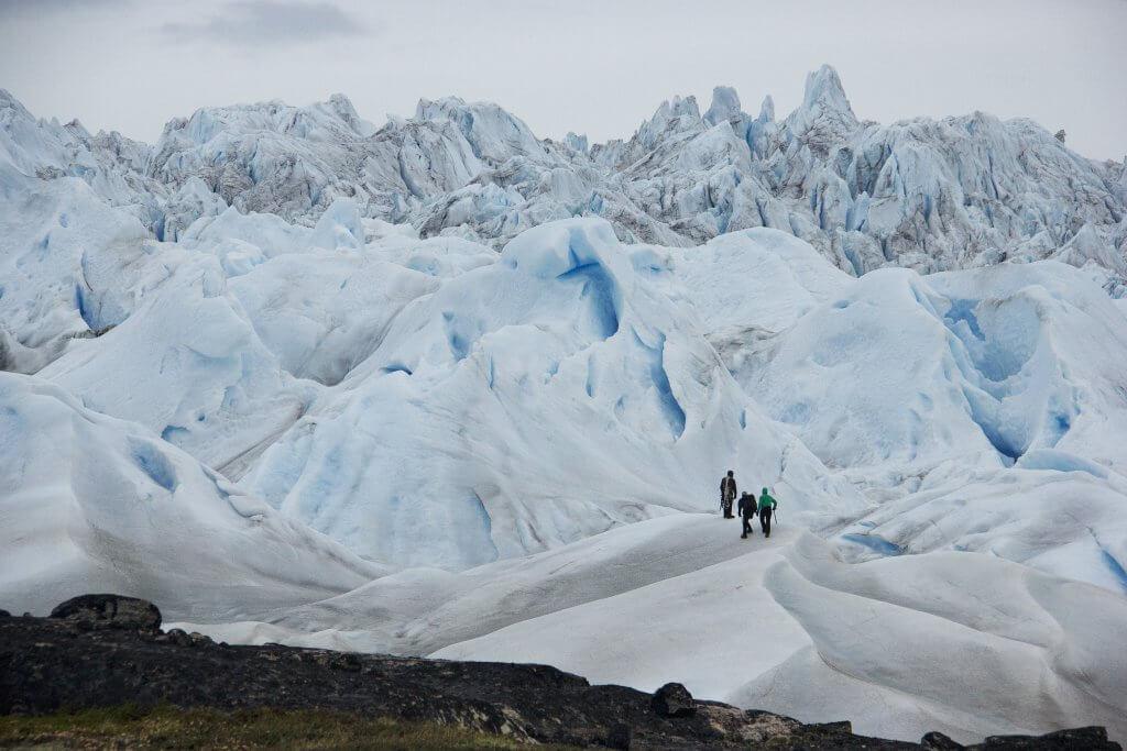 Glacier Greenland