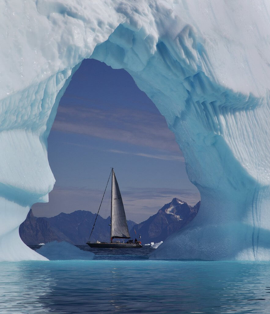 Ice Arch Greenland