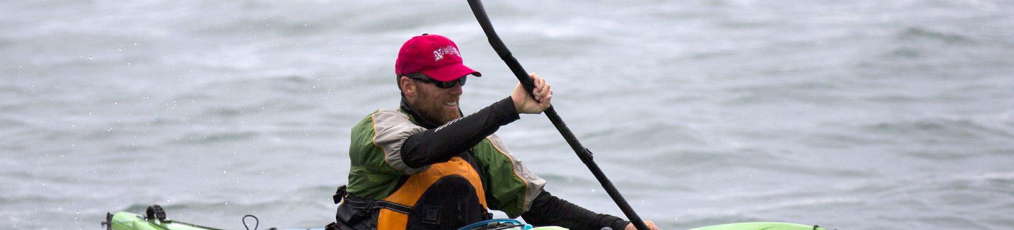 O'Meara solo circumnavigation of Ireland