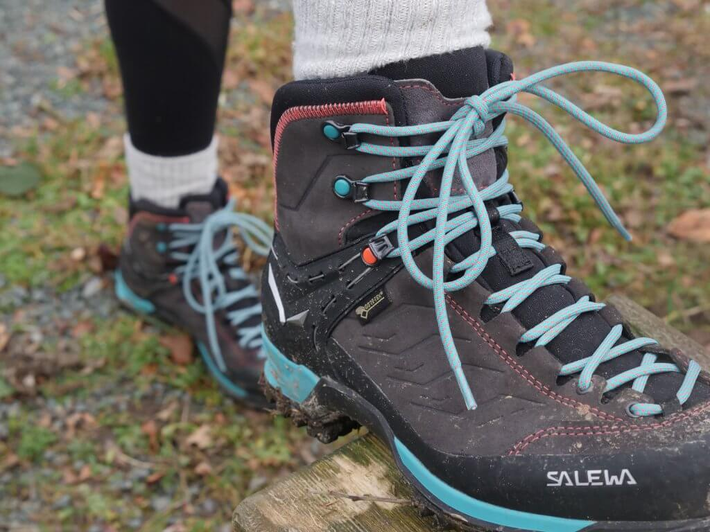 d2967d16bac To the Test: Salewa Mountain Trainer Mid Gore-Tex® | Outsider Magazine