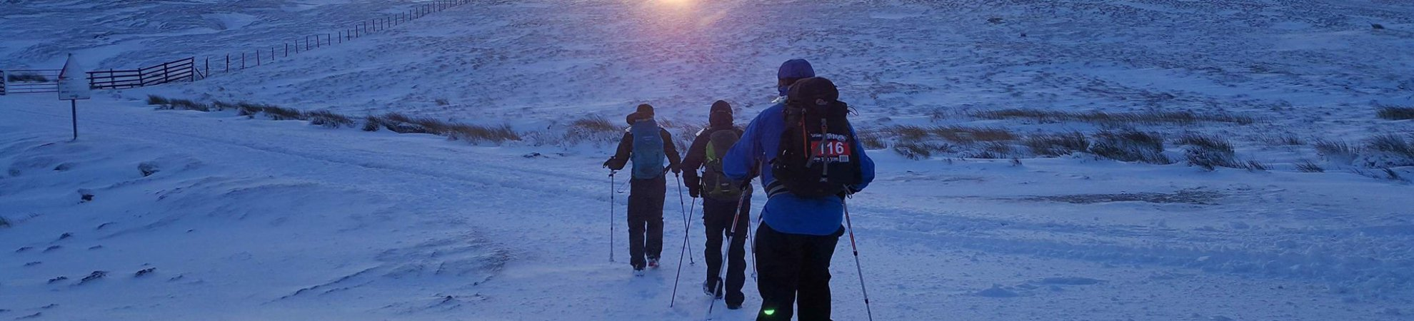The Montane Spine Race