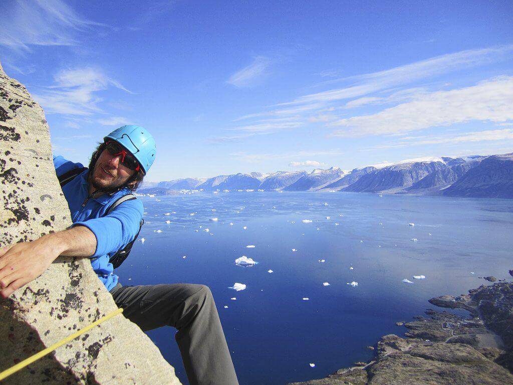 Uumannaq Climbing