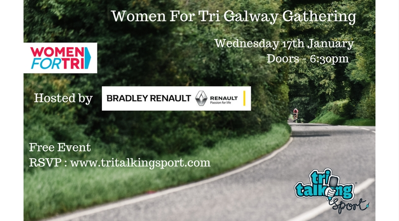 Women For Tri Galway Gathering