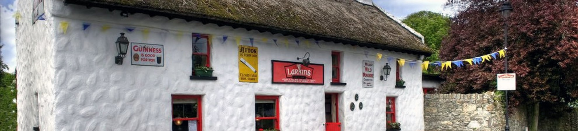 Larkins pub lough derg