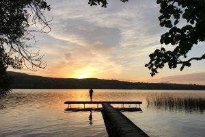 Lough derg wild swimming