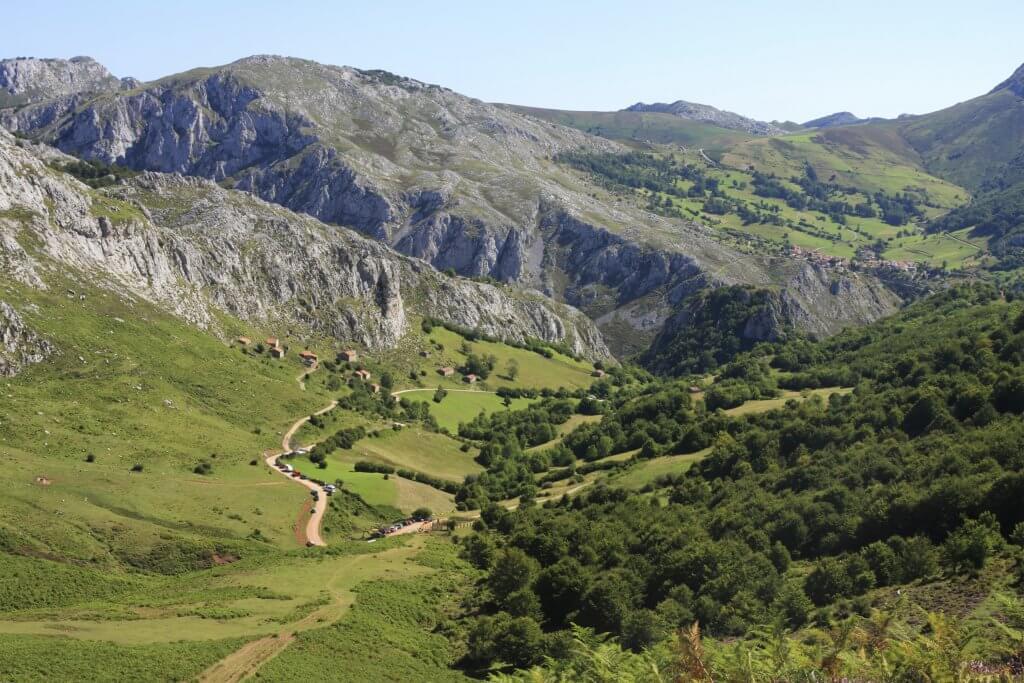 Camino routes alternative