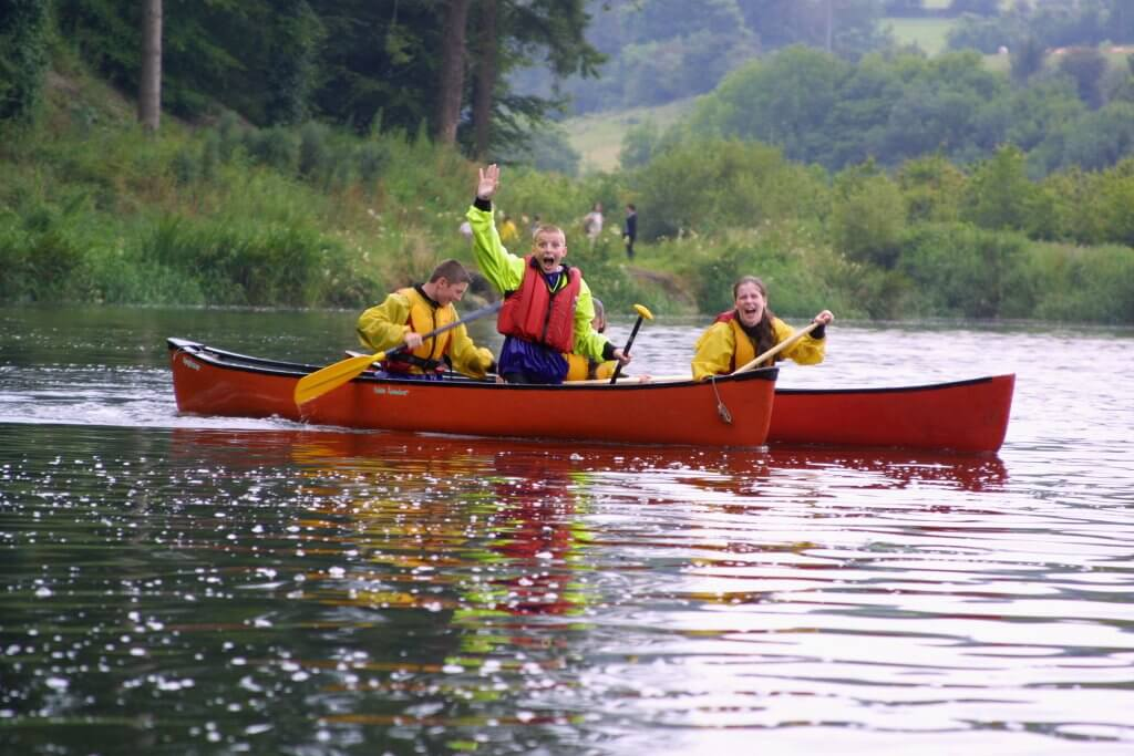 family friendly activities in Ireland Go with the flow