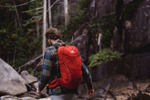 Win Lowe Alpine backpack