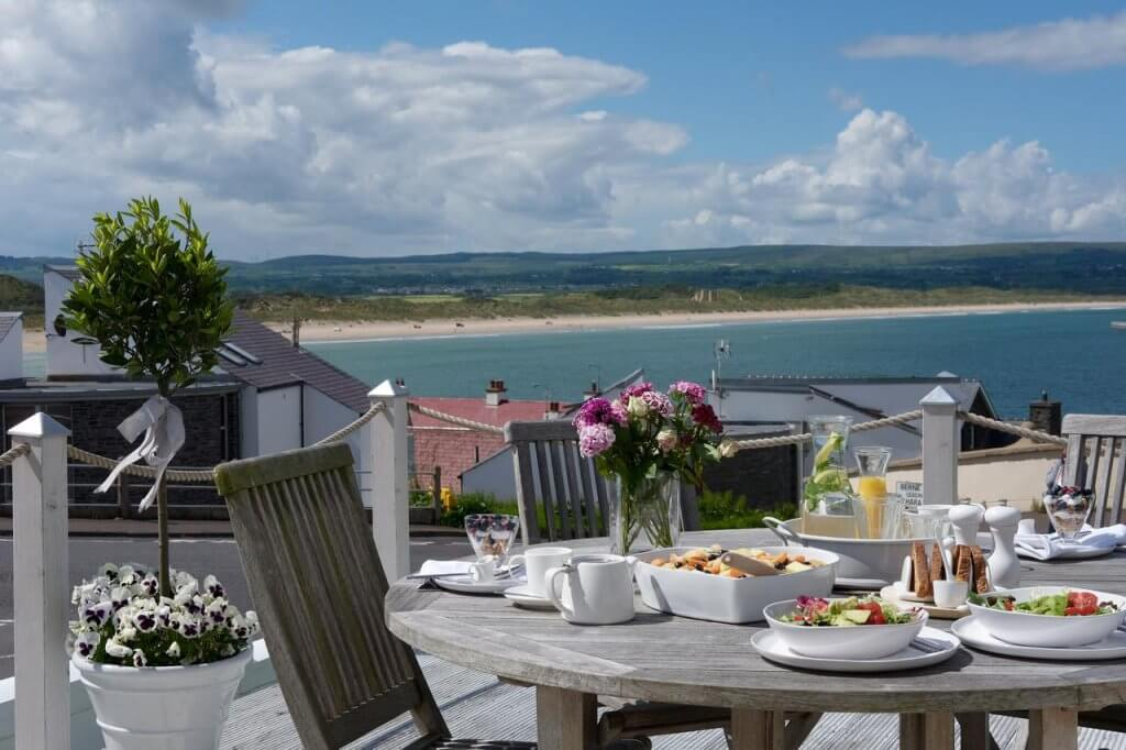 Places to Stay Antrim Coast