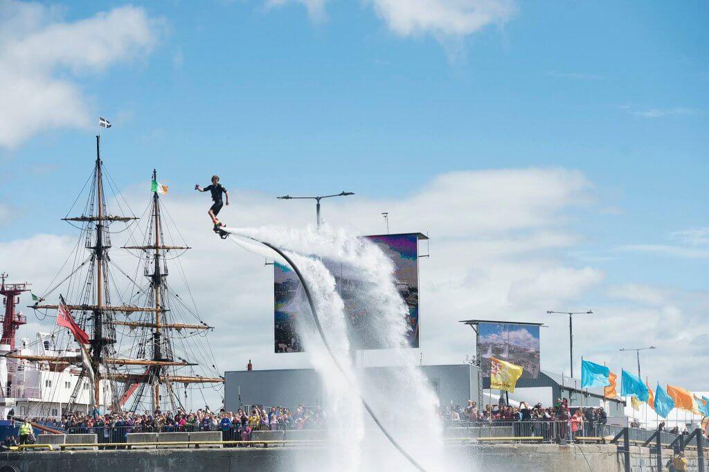 Outdoor Festivals in Ireland