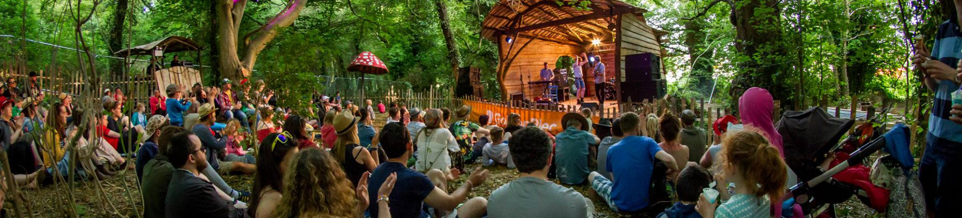 Outdoor Festivals in Ireland
