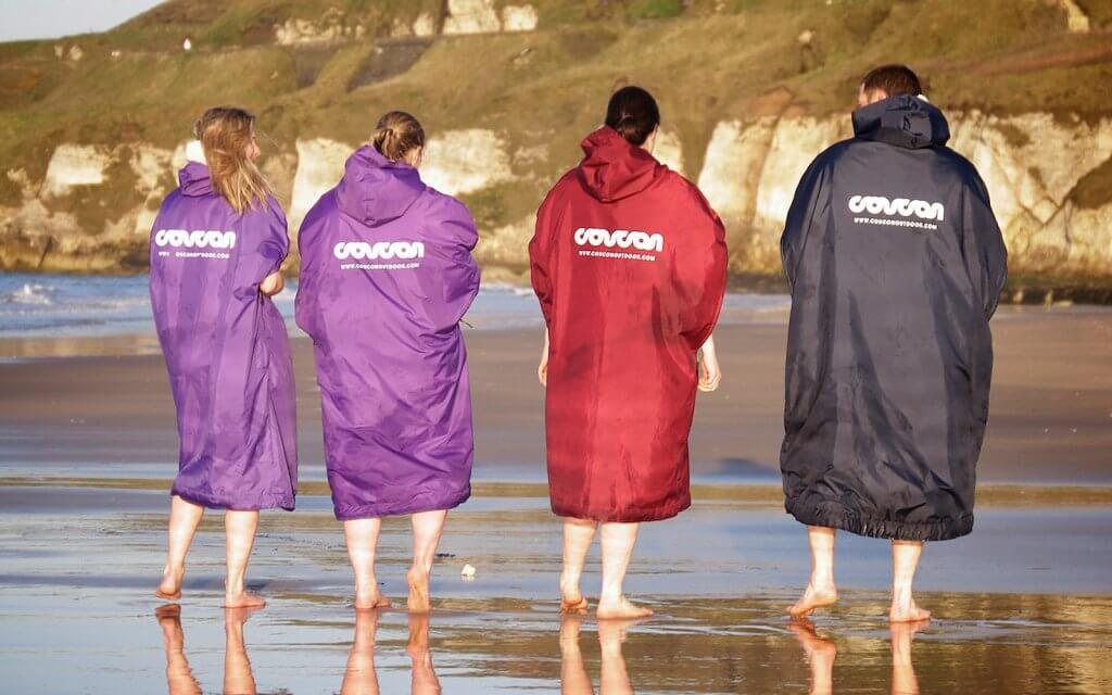coucon swimming robes