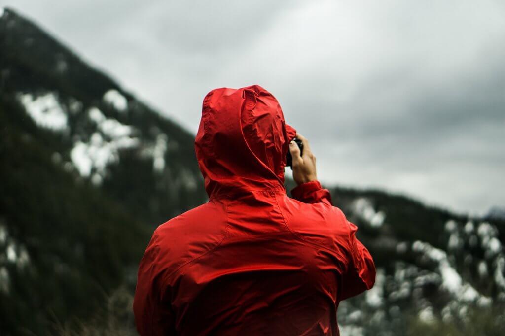 Re-waterproof your jacket