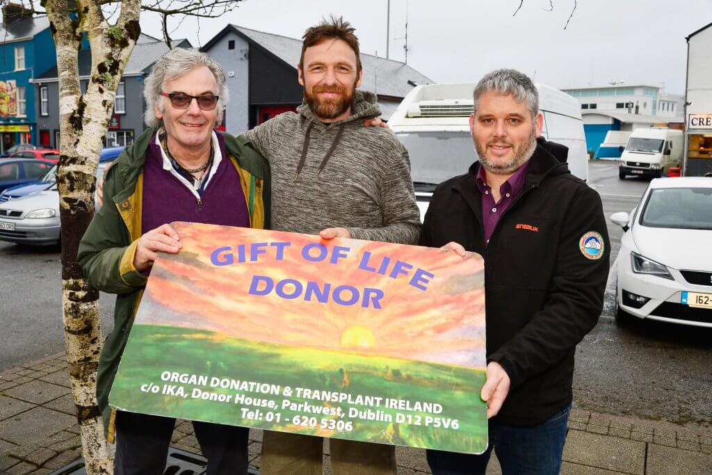 The Running Donor