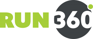 Run 360 logo