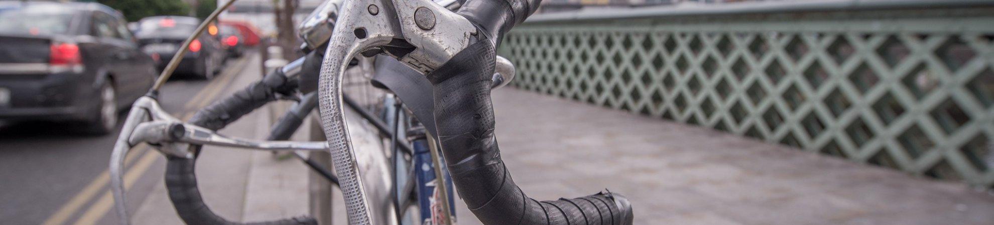 Dublin Cyclist Crash