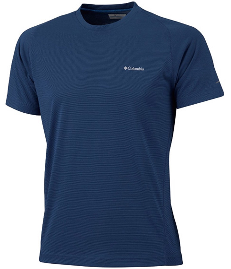 Columbia Mountain III Tech T-Shirt trail running gear