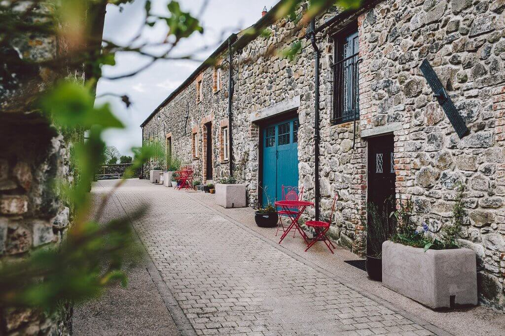Eco-friendly places to stay