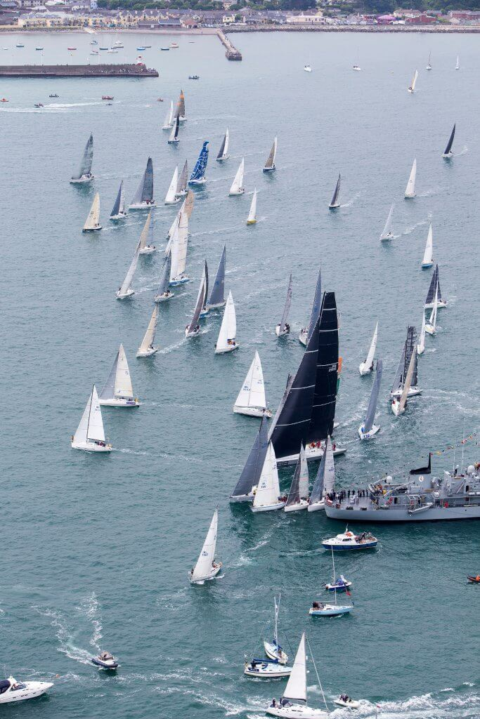 Over 50 Boats Set To Sail This Year S Volvo Round Ireland Race
