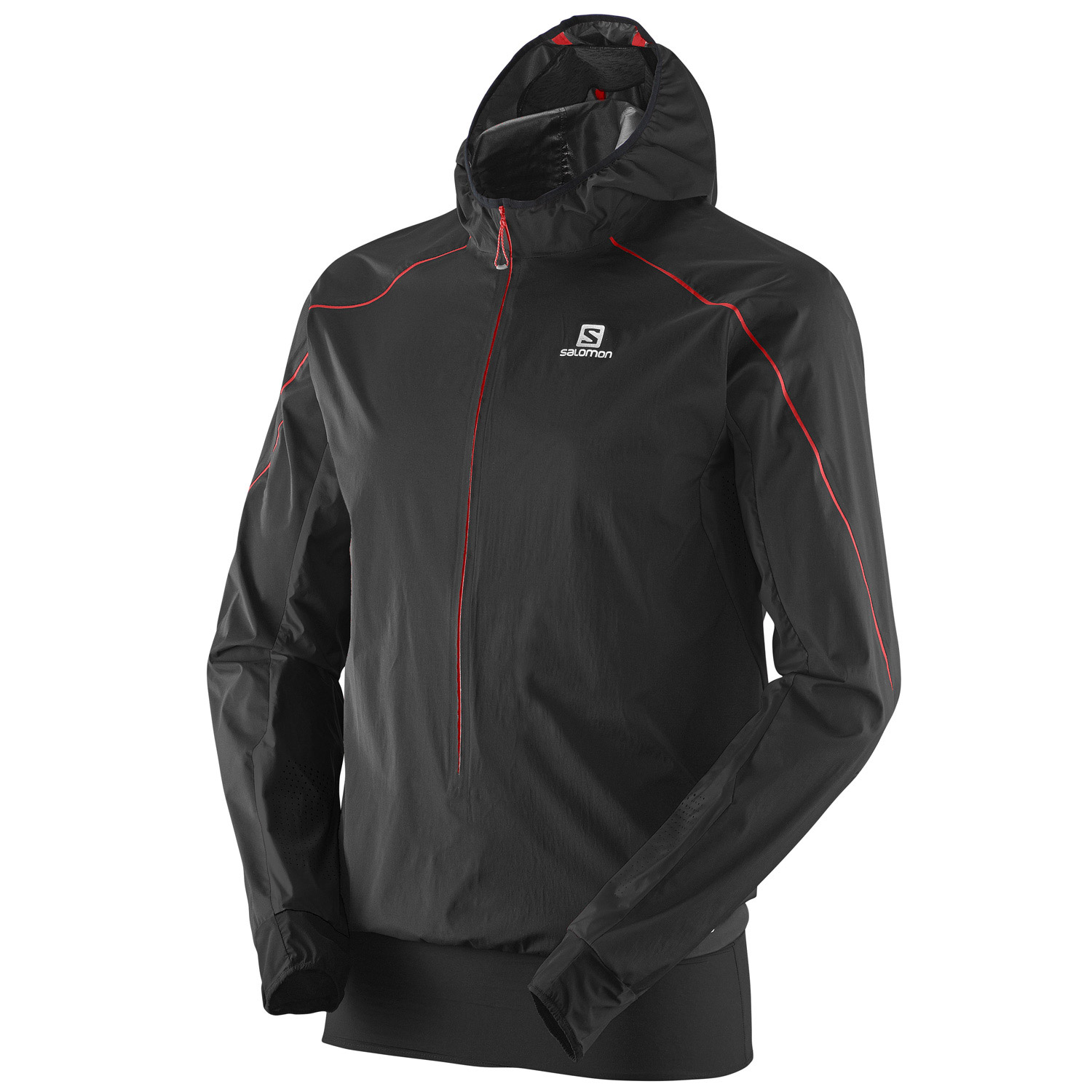 best lightweight waterproof jacket salomon s lab hybrid jacket