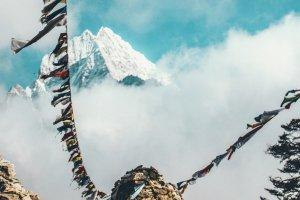 Unusual Memento Everest